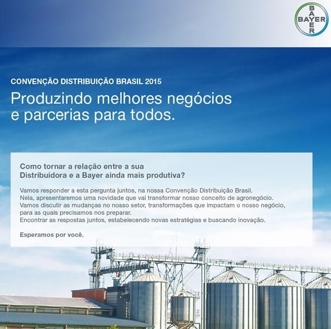 Convenção de distribuidores Bayer