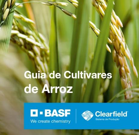 Guia de Cultivares de Arroz BASF – Clearfield