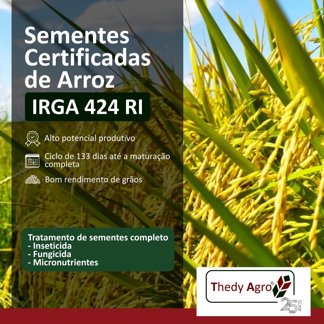 IRGA 424 RI